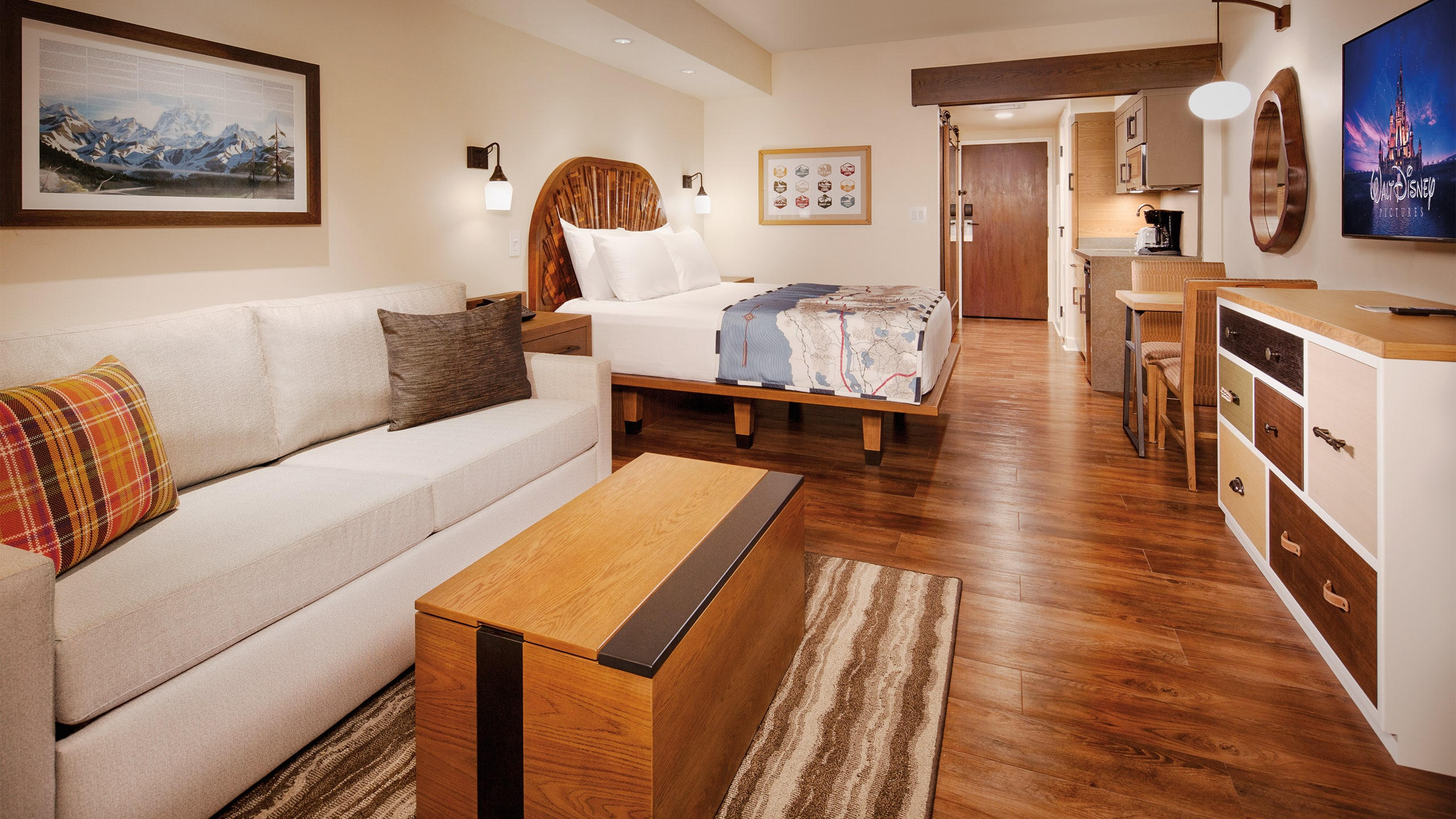 Rooms Amp Points Copper Creek Villas Amp Cabins Disney