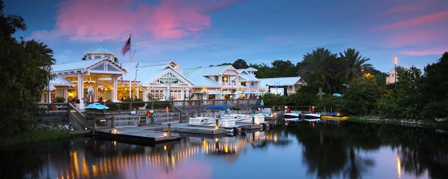 Disney S Old Key West Resort Disney Vacation Club