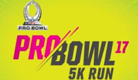 NFL Pro Bowl 5K Run at Walt Disney World Resort