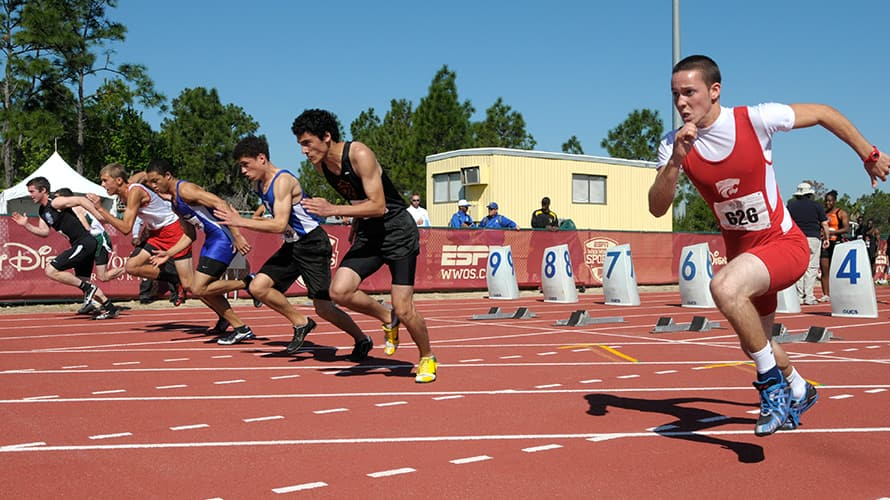 Track And Field Complex | The ESPN Wide World of Sports Complex