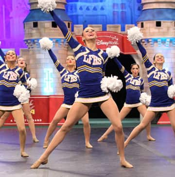 National Dance Team Championship  (UDA)