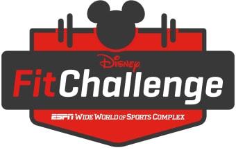 Disney Fit Challenge Logo