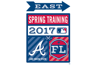 Atlanta Braves Spring Training Logo