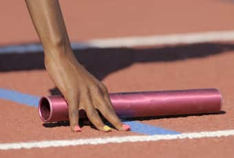 Track & Field Open Icon