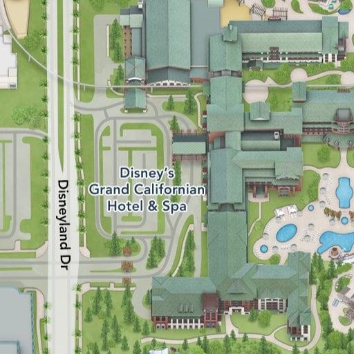 Grand Californian Hotel Spa At Disneyland Resort Disney Meetings Events