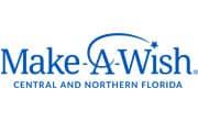 Make A Wish Central and North Florida logo
