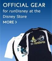 Official Gear of runDisney