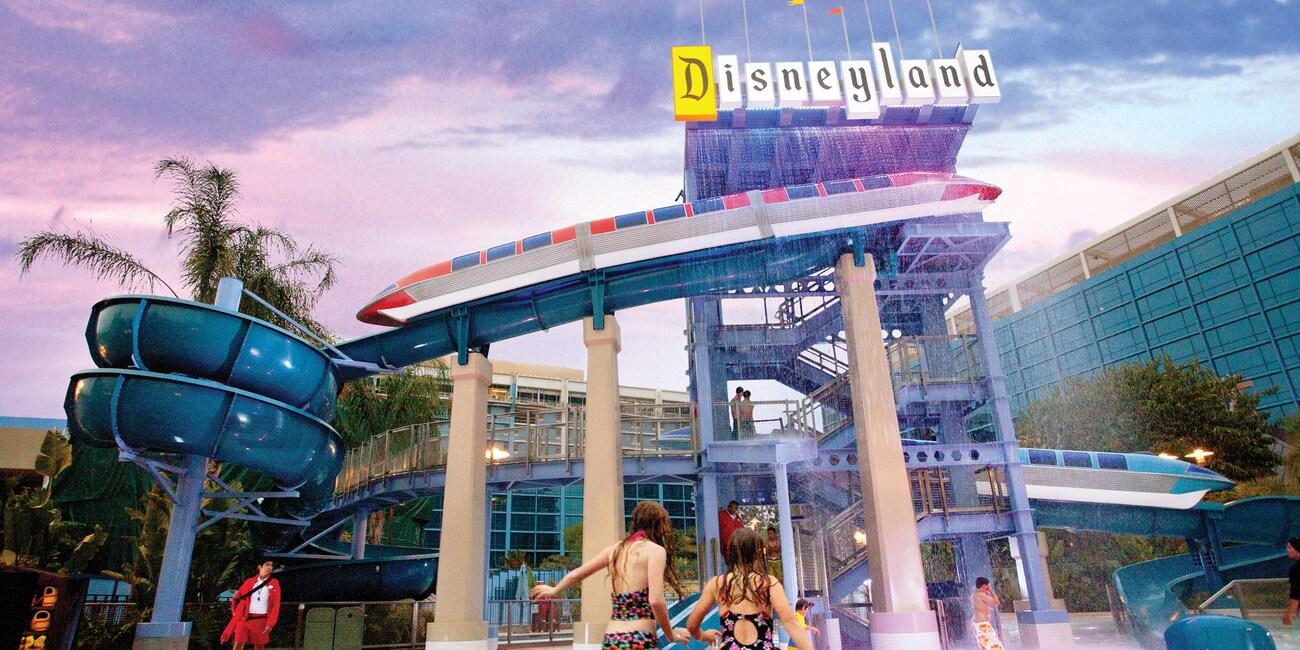 Disneyland Official Site - Disneyland usa location map