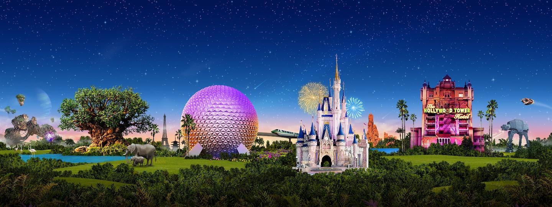 disney world theme park tickets in orlando florida walt disney