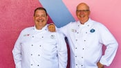 Chef Michael Deardorff and Chef Wade Camerer