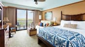 Island View, Deluxe Studio: Comfort and class are a Disney standard.