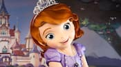 Disney Junior Dance Party at Disney's California Adventure Park featuring Sofia the First