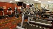 Residence Inn Anaheim Resort gym