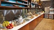 Springhill Suites Anaheim Resort Convention Center Breakfast buffet