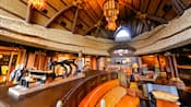 A lobby area in Disney's Animal Kingdom Villas - Kidani