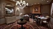 Salon de la ReineVictoria au Victoria&Albert's