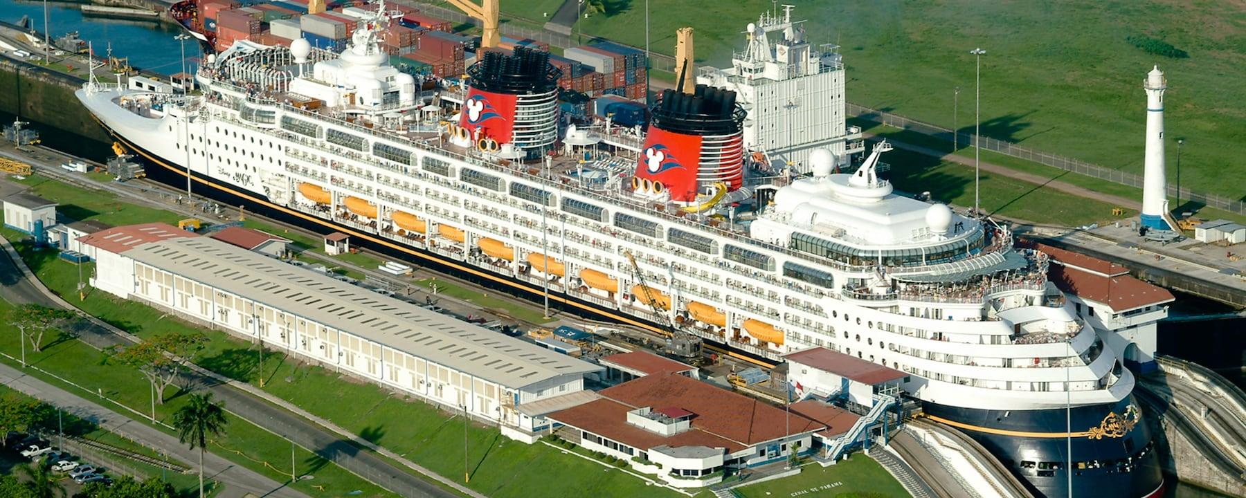 Panama Canal Disney