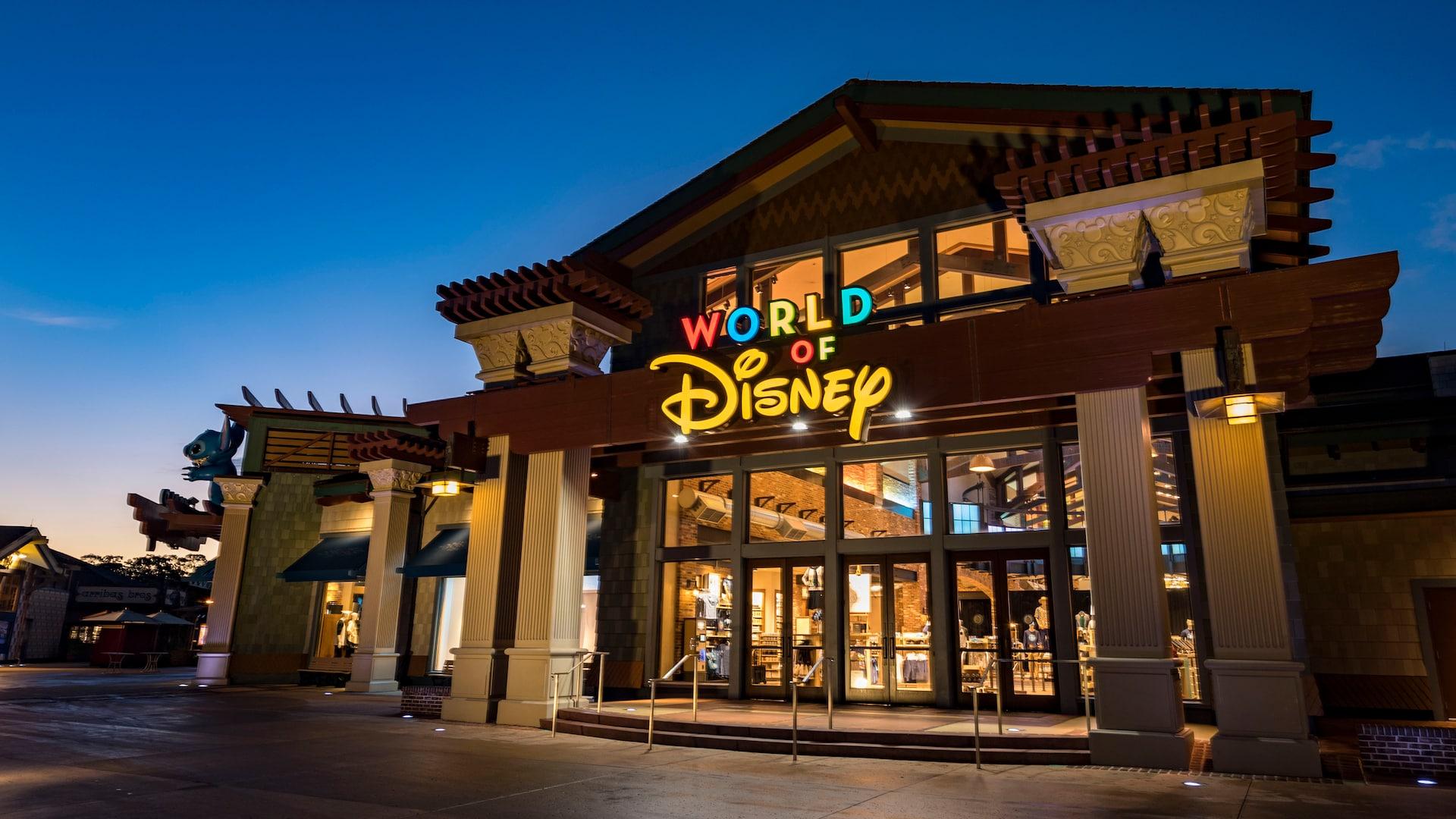 World of Disney Disney Springs