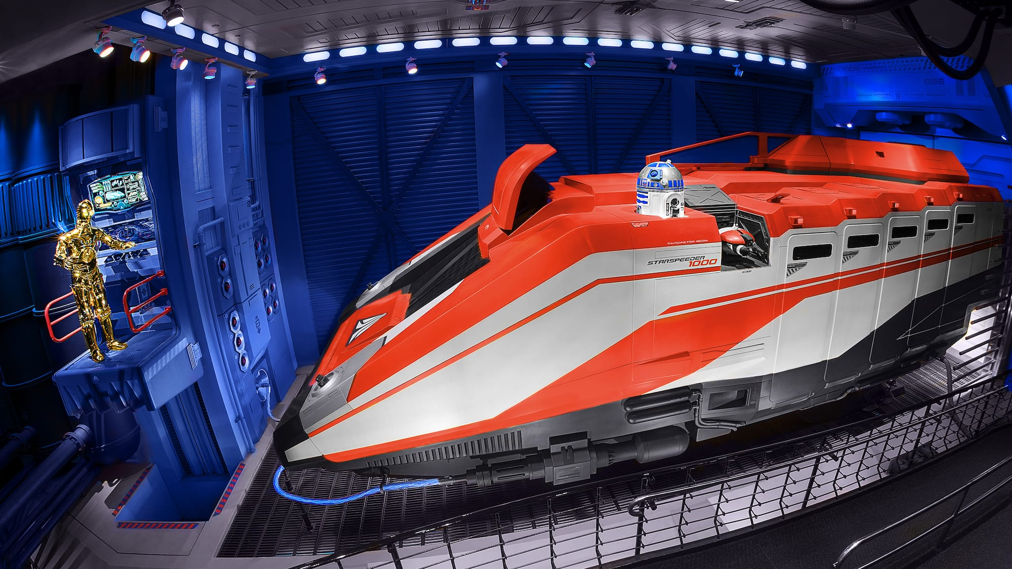 Star Tours Attraction Review