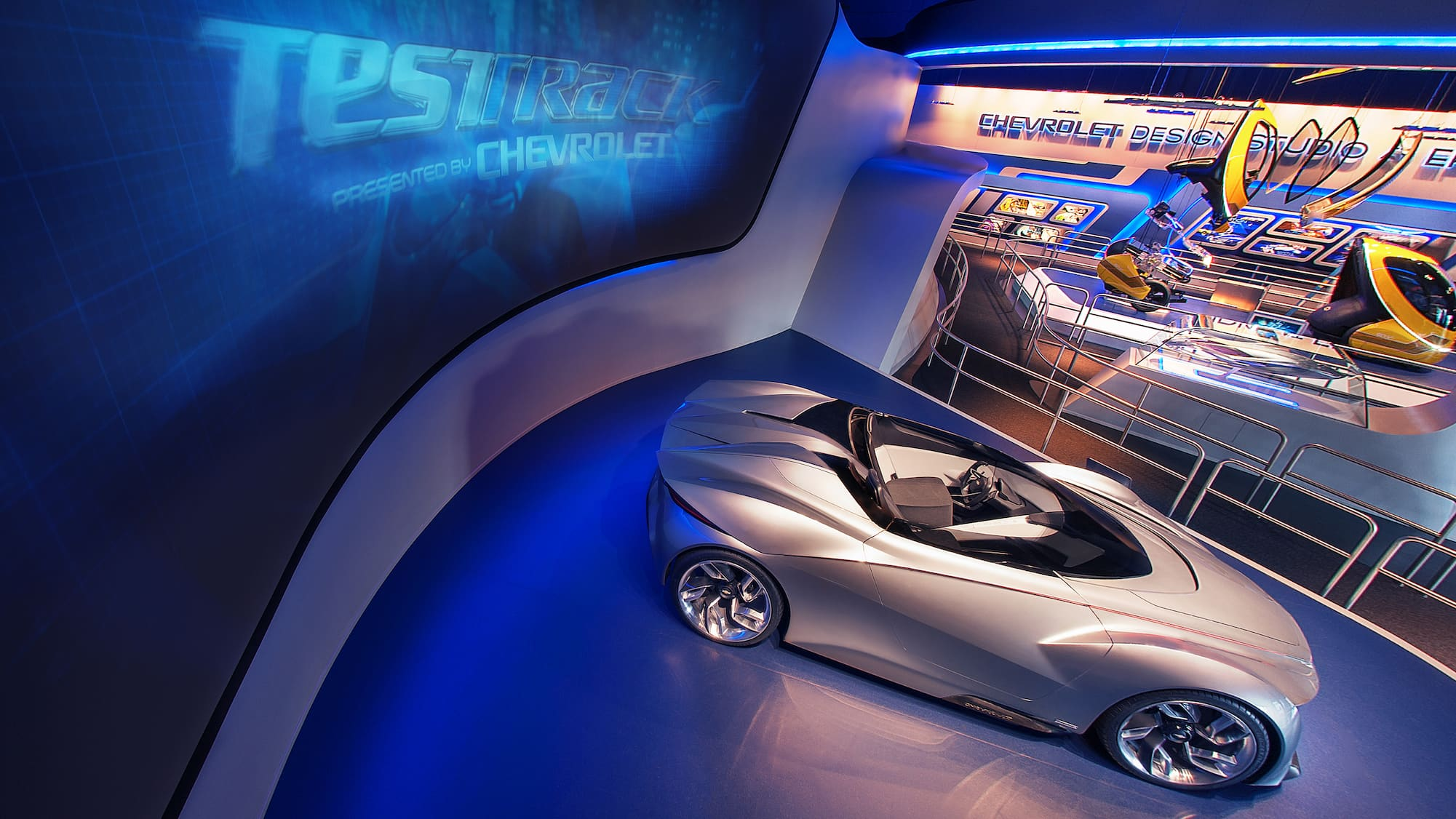 Test Track | Epcot Attractions