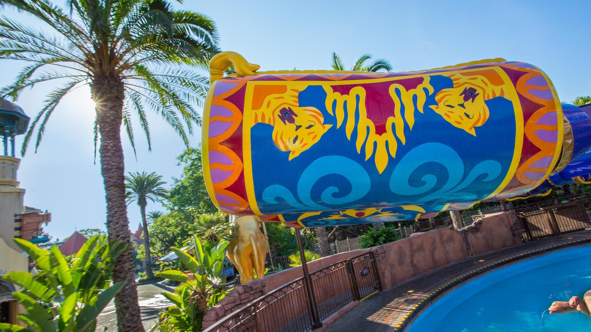 The Magic Carpets of Aladdin | Magic Kingdom Attractions