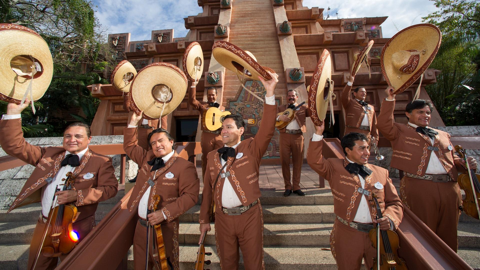 Image result for mariachi cobre epcot