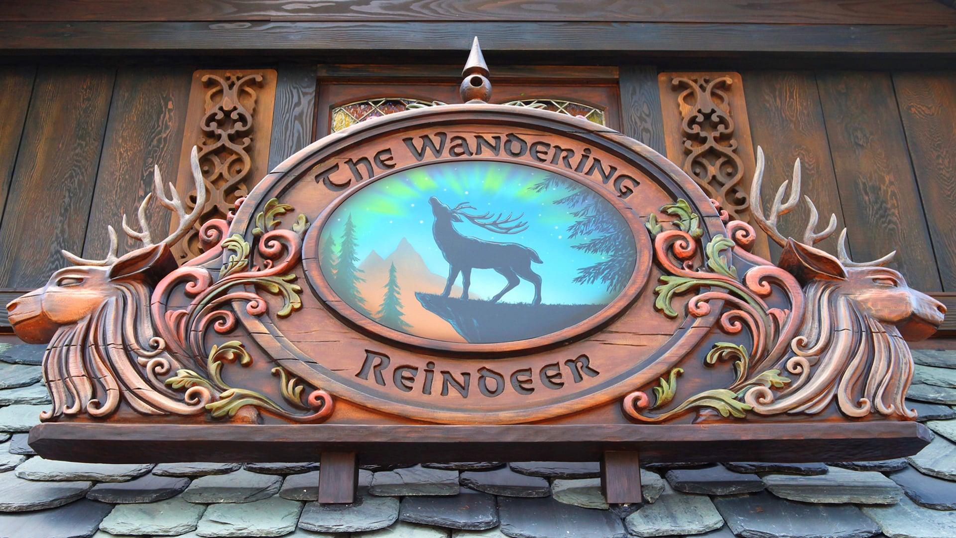 Wandering Reindeer – Costumes, Apparel & Plush Toys