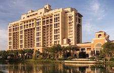 The exterior of Four Seasons Resort Orlando at Walt Disney World Resort