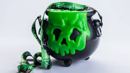 Cauldron popcorn bucket