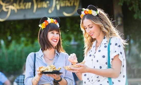 2018 Disney California Adventure Food & Wine Festival