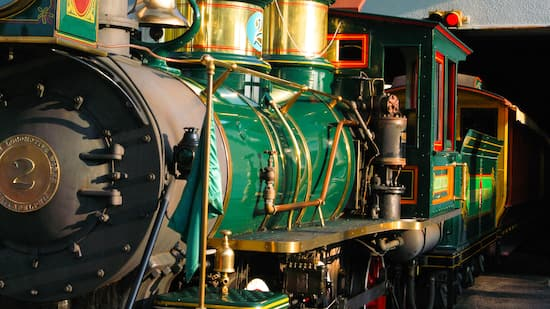Disney's The Magic Behind Our Steam Trains Tour