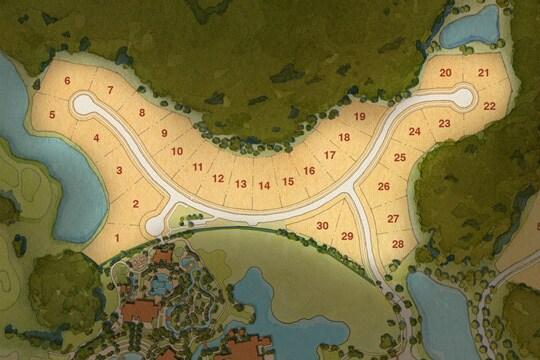 Four Seasons neighborhood map