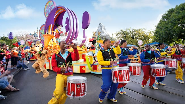 Image result for Mickey's Soundsational Parade