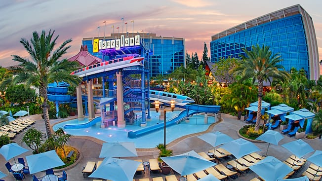 Hotels With Indoor Pools Near Disney World