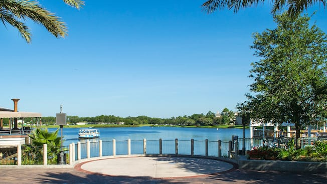Waterview Park, located in the heart of The Landing at Disney Springs at Walt Disney World Resort
