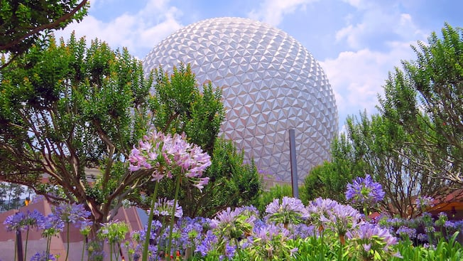 Image result for photos of gardens epcot
