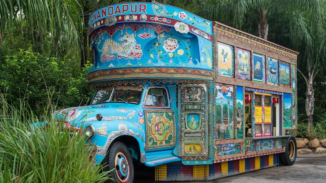 anandapur ice cream truck walt disney world resort