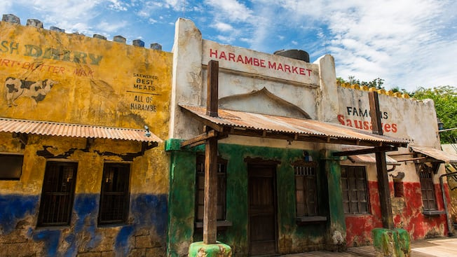 Image result for Harambe Market