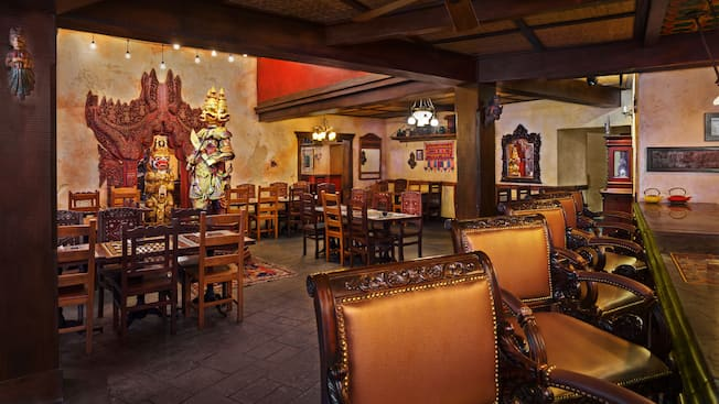 Yak Yeti Restaurant Walt Disney World Resort
