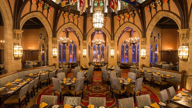 Image result for cinderella's royal table disney world