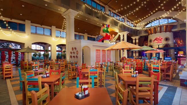 What Time Do Disney World Restaurant Reservations Open