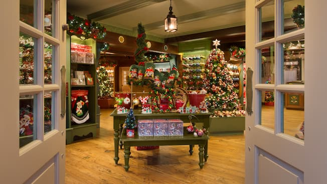 Ye Olde Christmas Shoppe Walt Disney World Resort
