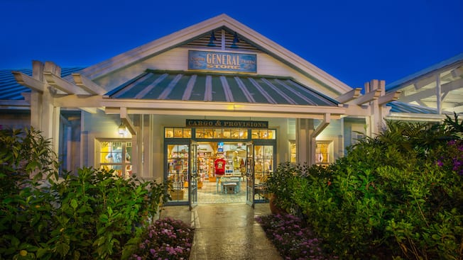 conch flats general store walt disney world resort