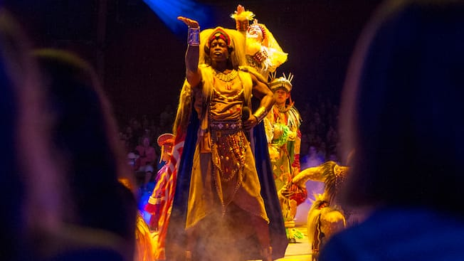 Festival Of The Lion King Walt Disney World Resort