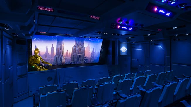 Star Tours Rides Amp Attractions Disneyland Park