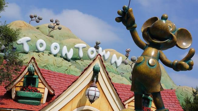 Disneyland  >> Disneyland Park Disneyland Resort