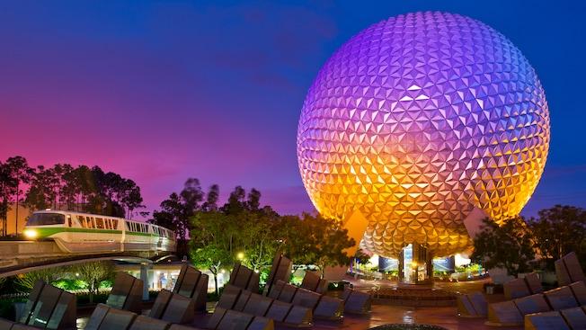 Spaceship Earth | Epcot Attractions | Walt Disney World Resort
