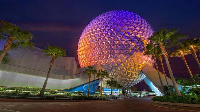 Spaceship Earth Inside