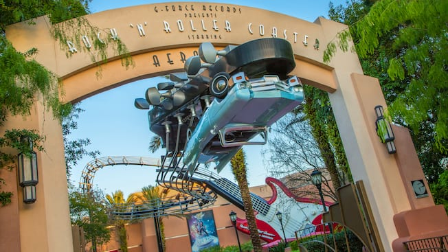 Rock n roller coaster starring aerosmith hollywood studios rock n roller coaster starring aerosmith hollywood studios attractions walt disney world resort gumiabroncs Image collections