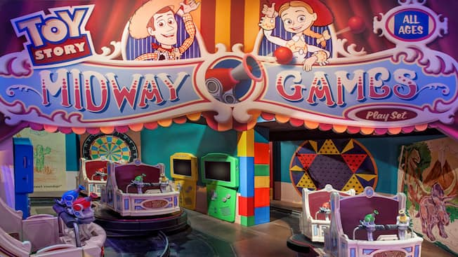 Toy Story Mania Walt Disney World Resort